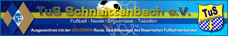 TuS Schnaittenbach - Fußball - Infoseite